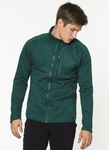 The North Face Polar Sweatshirt Yeşil
